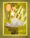 Jungle king by smewy