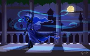 Luna Dance by mysticalpha