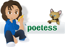 DeviantID: poetess by jellybeansoup