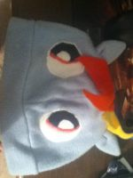 Custom Rainbow Dash Hat by cloudyrainbow561