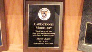 MdN honors Carr-Tenney by BigMac1212