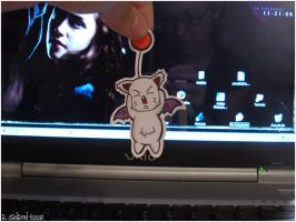 PC - FF : Moogle by bluucircles