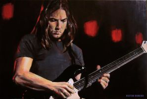 David Gilmour by Trunnec
