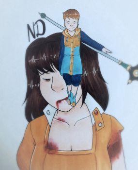 NNT: always there to protect her by MODSISAWESOME123