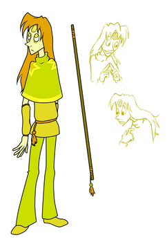 Citrine again by YoungMadScientist