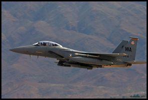 Nellis Strike Eagle 2 by AirshowDave