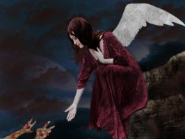 Your Angel of Deliverance by Leichenengel