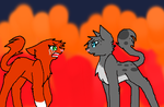 They're not my kits, AshFur! by AngelKitty2015