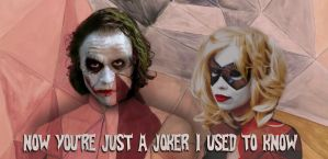 The Joker I used to Know by Brandtk
