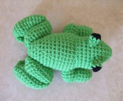 American Bullfrog by TheCraftFrog