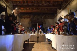 The Gread Banquet by SpeculumHistoriae