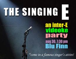 The Singing E by stinglacson