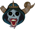 The Lich by sircinnamon