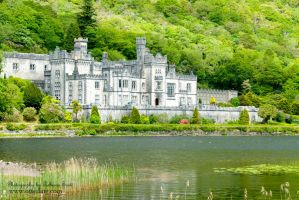 Kylemore Abbey by otterling