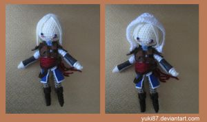 Commission: Edward Kenway, Assassin's Creed IV by Yuki87