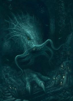 Cthulhu Returns by ScottPurdy