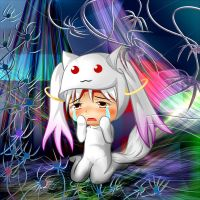 Poor Little Kyubey by Saihamaru