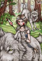 ACEO #27: We are ready! by SaidyWolf