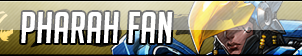 Pharah Fan Button - Free to use by Mi-ChanComm