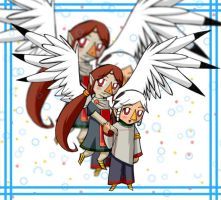 My guardian angel -Rito- by TheHeroine