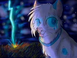 When lightning Strikes (gift) by graystorm1234