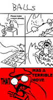 A Shitty Fucking Comic by OCEANSCENTED