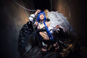 Guilty Gear - Dizzy by AmaranthPhotos