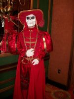 The Masque of the Red Death by ZacharyRyanCostumes