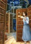 The Library by MichaelBrack