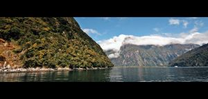Milford Sound New Zealand by Thrill-Seeker