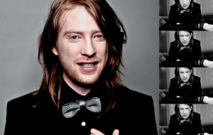 Domhnall Gleeson 2 by Murder-she-snored
