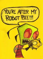 Robot bee folder by jackfreak1994