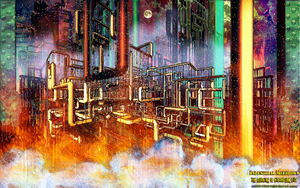 INDUSTRIAL MELTDOWN by CSuk-1T