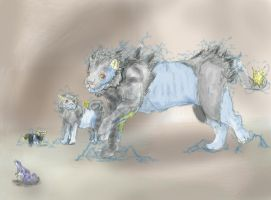 Luxray by Dannyp96