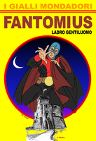Fantomius - cover BOOK by FaGian