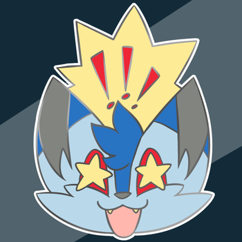 Yfa pin design by ClefdeSoll