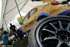 Continental slicks before the road race by Caramanos2000
