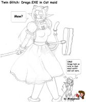 TG - Cat maid by Mangamad