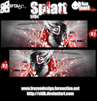 Splatt Wall by SFDK
