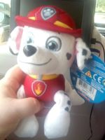 Paw Patrol Toys Marshall by ChasePawPatrolPal1