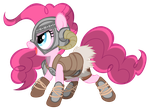 Collab - Dovahkiin Pinkie Pie [AkikoDestroyer] by Psalmie
