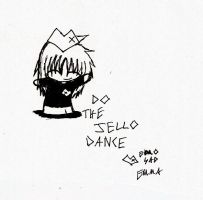 Do the Jello Dance by animelover12281