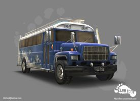 SurfBus 02 by CLUBF00T