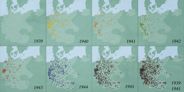 Bombing of Germany 1939-1945 by Arminius1871