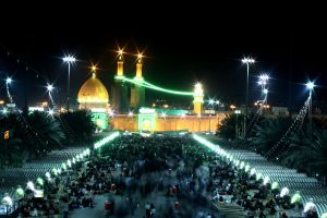 0abbas holy shrine0 by silentart08
