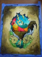 My Rooster by Agreus