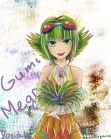 Gumi's Carrots by Ami-Magane