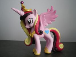 Custom design-a-pony Princess Cadence by LittleMissAntiSocial