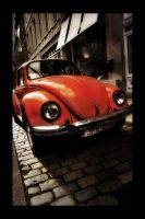VW Beetle by digitaldreamz666