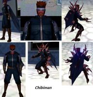CoH Toon Collage 11 by Jaguard